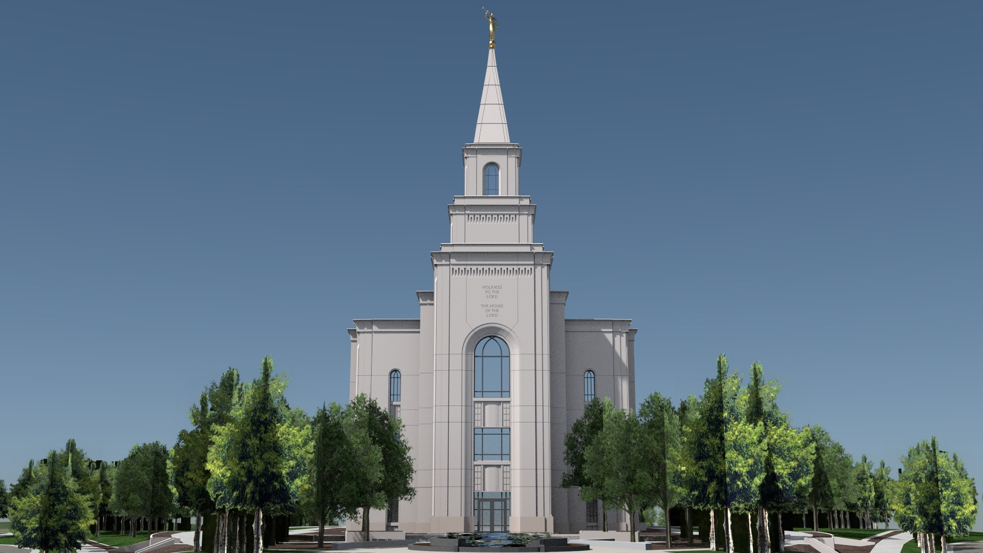 Address Of The Kansas City Temple