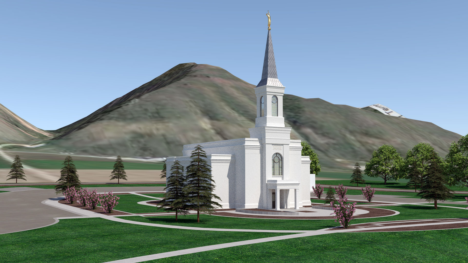 Star Valley Wyoming Temple