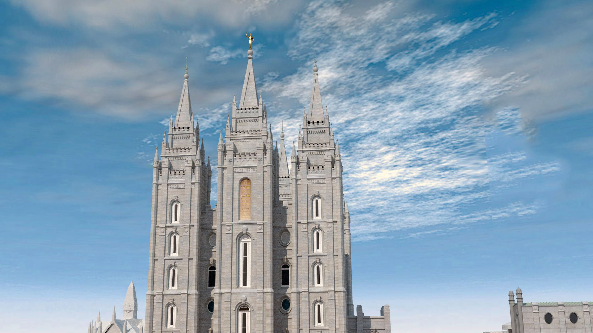 Salt Lake Temple C untitled