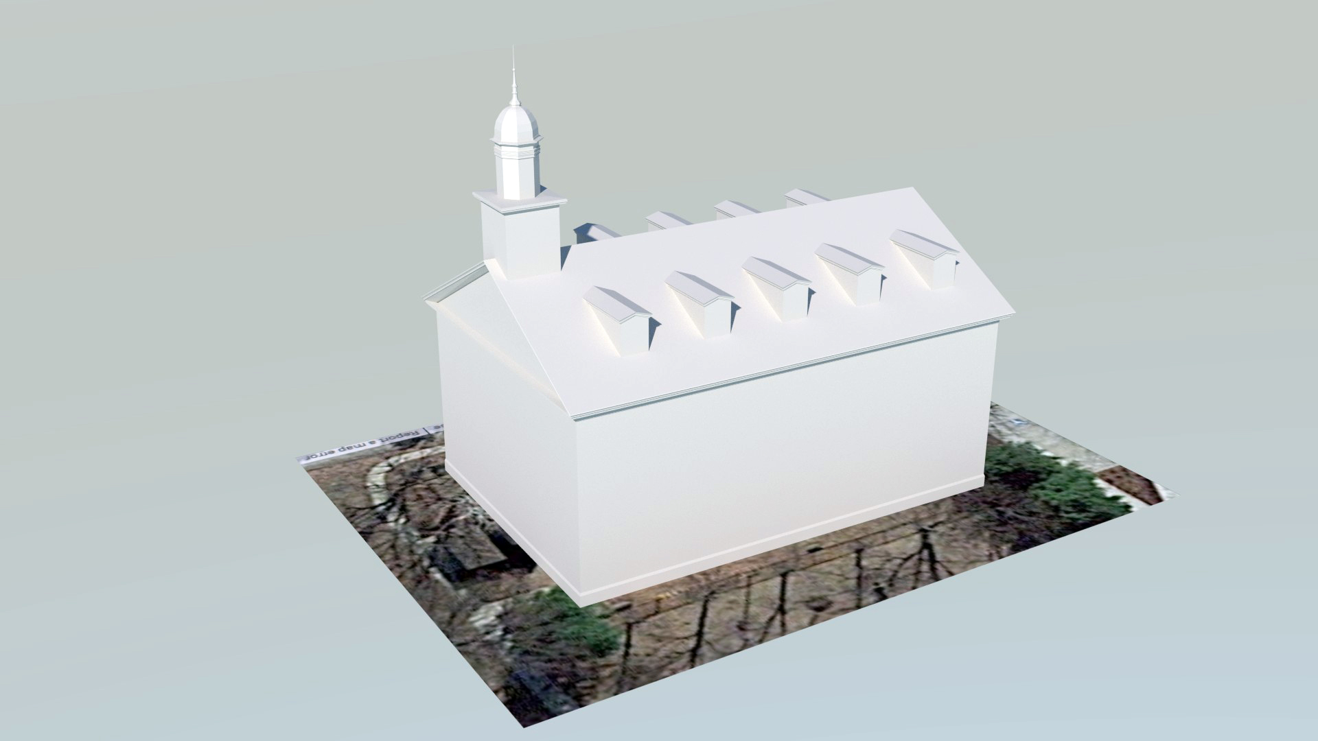 Far West Missouri Temple image