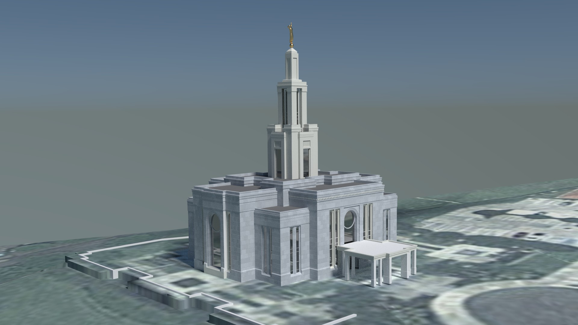 Panama City Panama Temple Early2