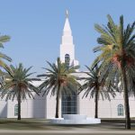 Campinas Brazil Temple REnder