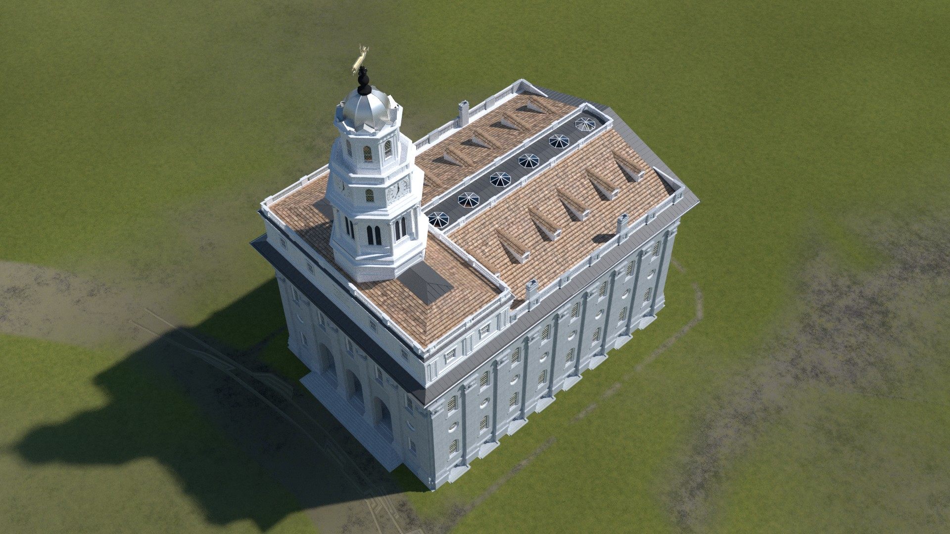 Nauvoo Temple Full