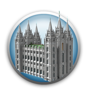 3D Church of Jesus Christ Temples