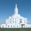 Pocatello Idaho Temple Draft